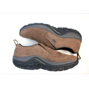 Merrell Shoes - New Merrell Jungle Moc Slip-on Shoes Brown Size 13